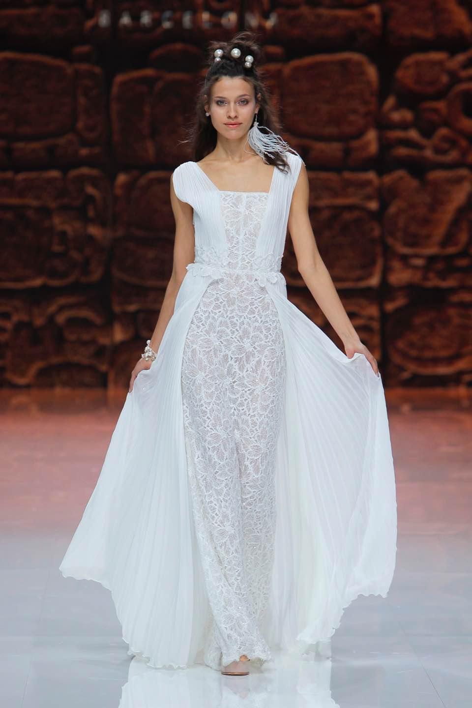 Свадебное платье Inmaculada Garcia 2019