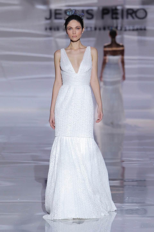 Свадебное платье Jesús Peiró 2019