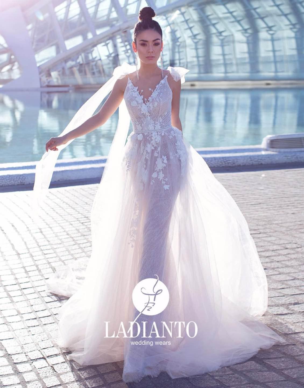 Свадебное платье 2019 Ladianto