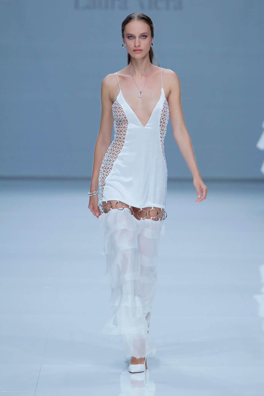 Свадебное платье Laura Riera 2019