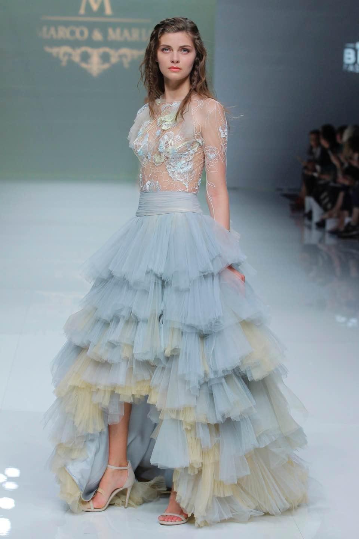 Свадебное платье Marco & Maria 2019