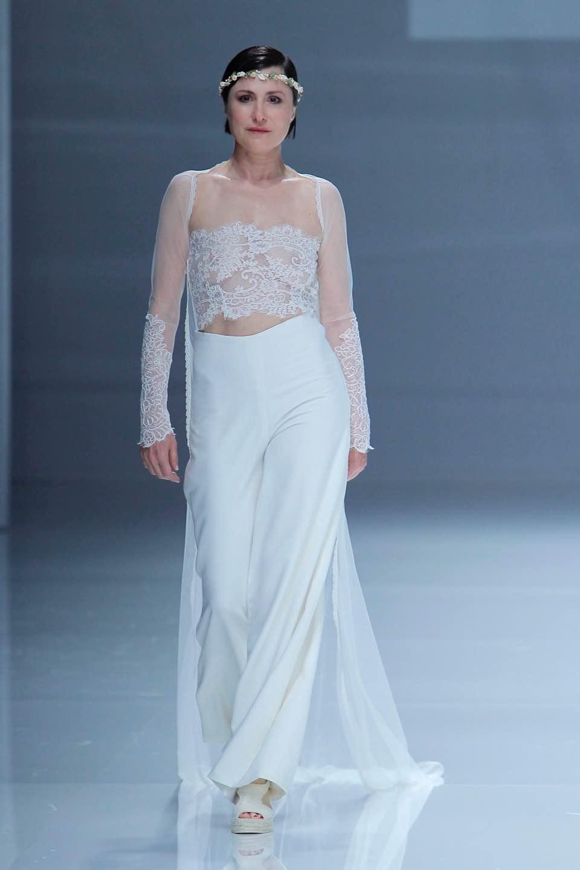 Свадебное платье Mar Rodriguez 2019