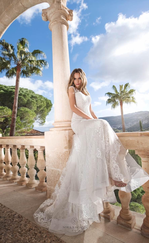 Свадебное платье 2019 Nora Naviano