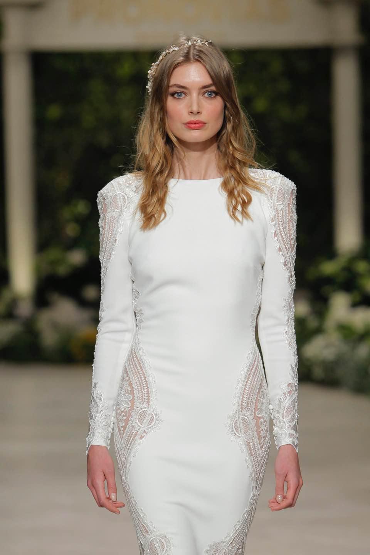 Свадебное платье Pronovias 2019