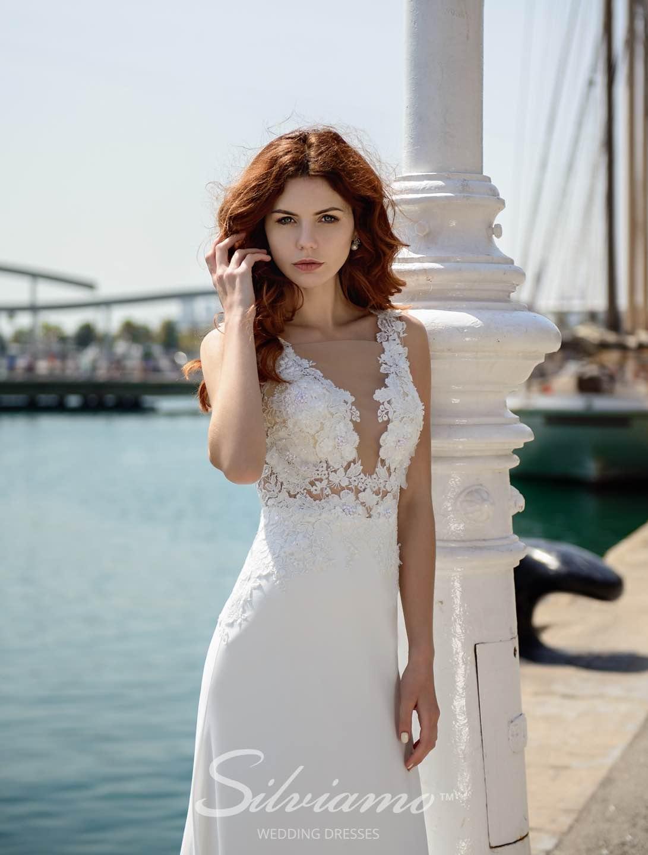 Свадебное платье Silviamo 2019