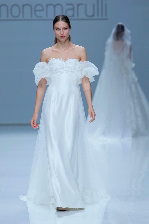 Свадебное платье Simone Marulli 2019