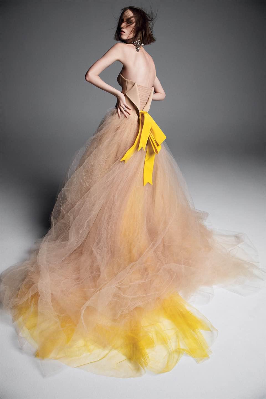 Свадебное платье Vera Wang весна 2019
