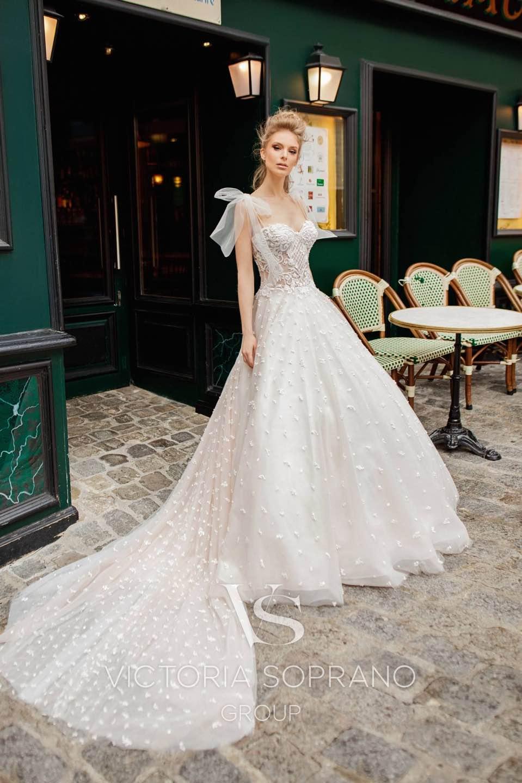 Свадебное платье Victoria Soprano 2019