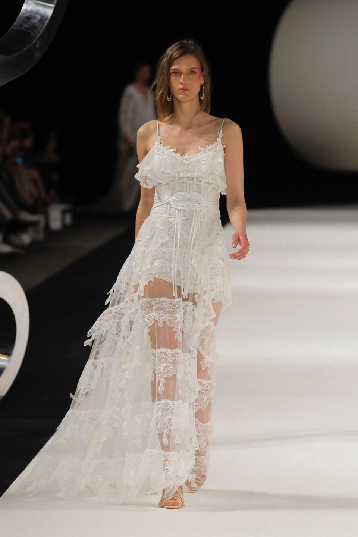 Свадебное платье Yolan Cris 2019
