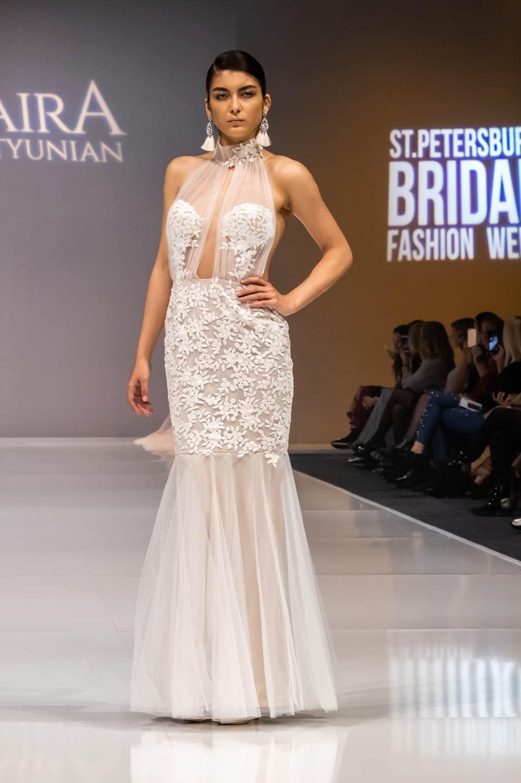 Свадебное платье Naira Arutyunian