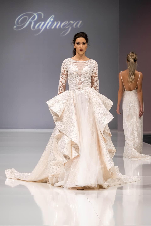Свадебное платье Rafineзa