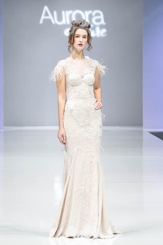 Свадебное платье Aurora Couture