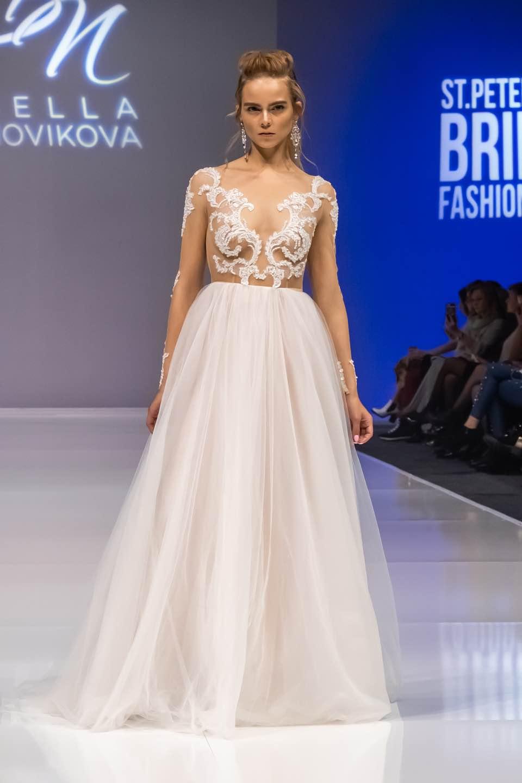 Свадебное платье Bella Novikova