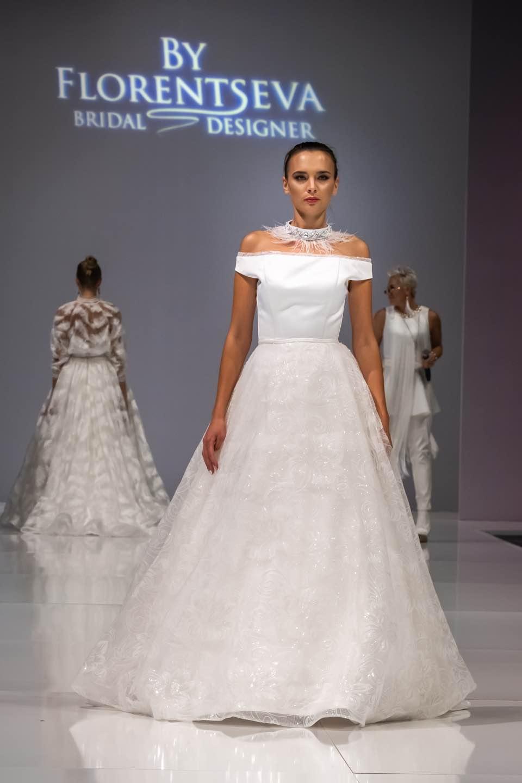 Свадебное платье By Florentseva