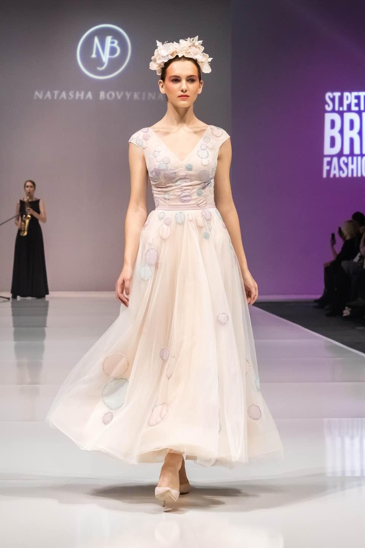 Свадебное платье Natasha Bovykina