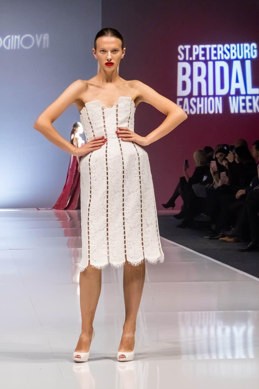 Свадебное платье Olga Loginova