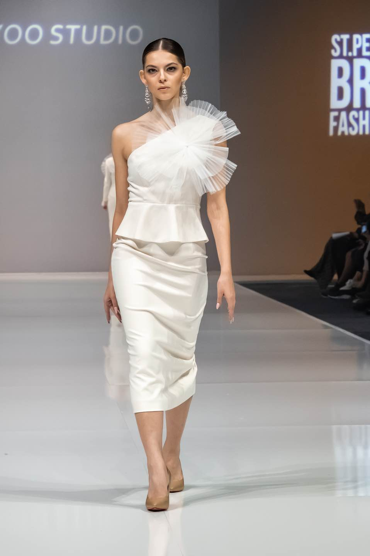 Свадебное платье Yoo Studio