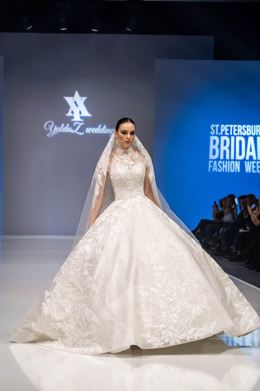 Свадебное платье Yulduz Wedding
