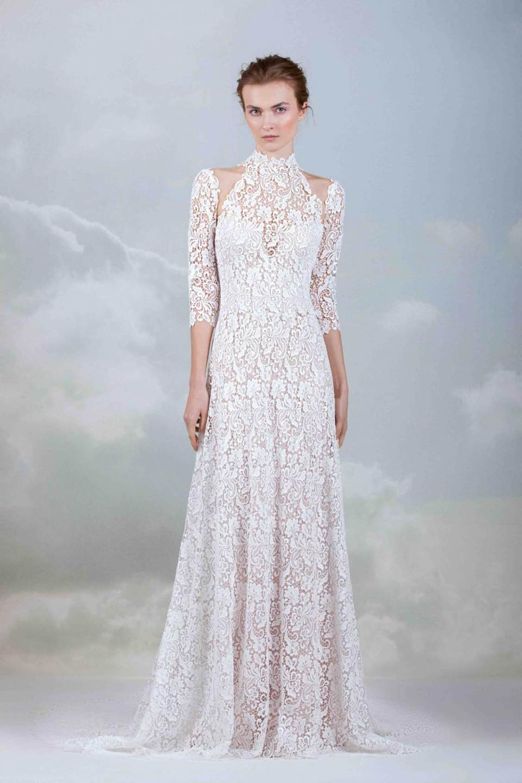 Свадебное платье Gemy Maalouf 2019