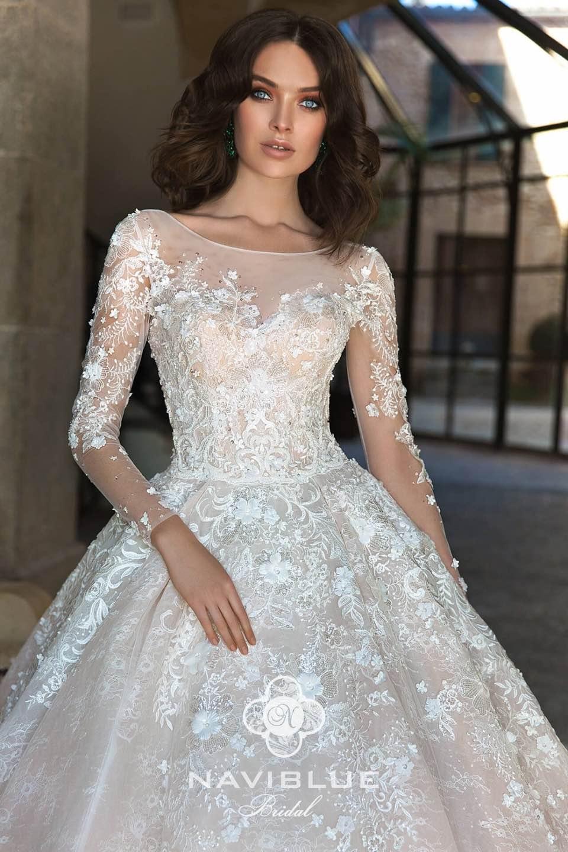 Свадебное платье Naviblue 2019