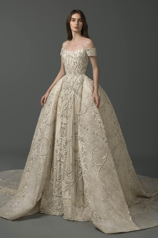 Свадебное платье Saiid Kobeisy 2019