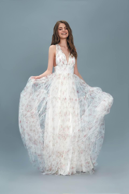 Свадебное платье Yoo Studio 2019