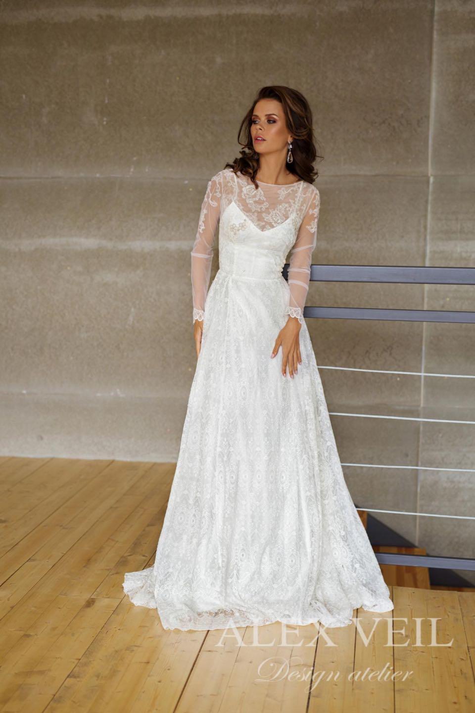 Свадебное платье Alex Veil