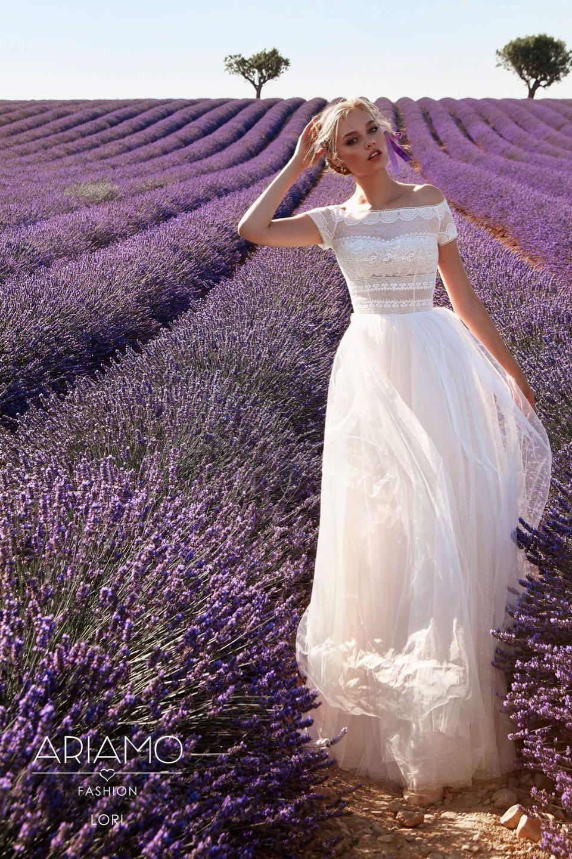 Свадебное платье Ariamo 2019