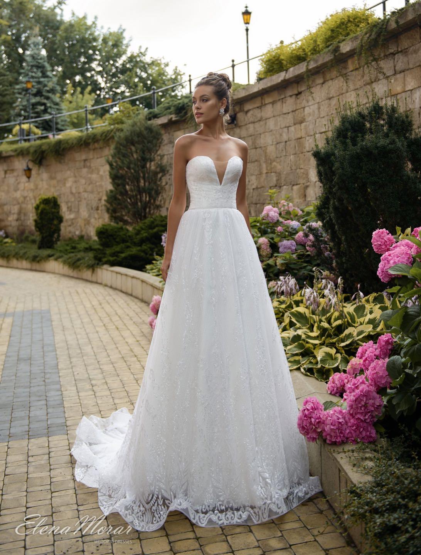 Свадебное платье Elena Morar 2019