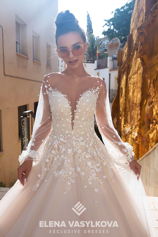 Свадебное платье Elena Vasylkova 2019