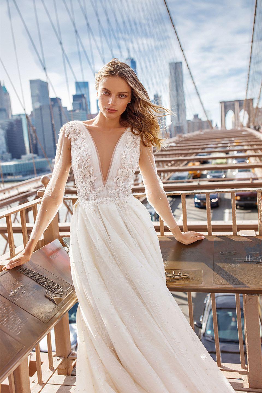 Свадебное платье Eva Lendel 2019