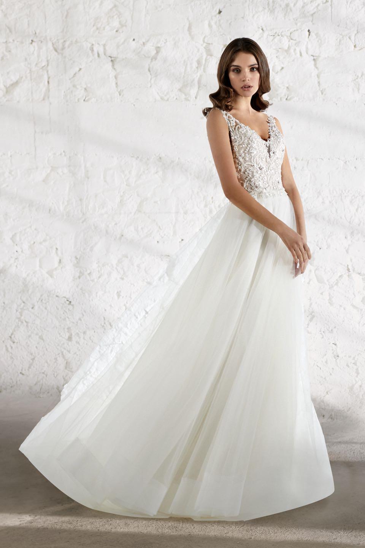 Свадебное платье Le Papillon by Modeca 2019