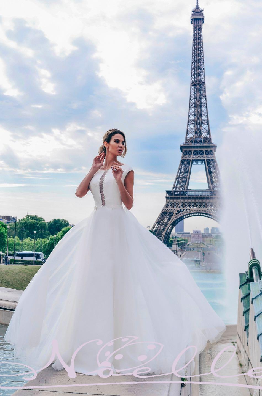 Свадебное платье Noelle 2019