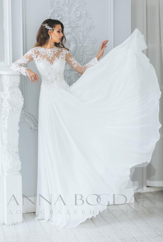 Свадебное платье Anna Bogdan 2019
