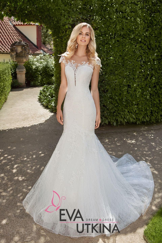 Свадебное платье Eva Utkina 2019