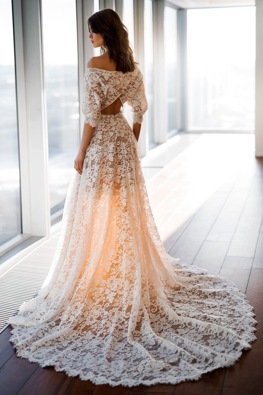 Свадебное платье Natalia Romanova 2019