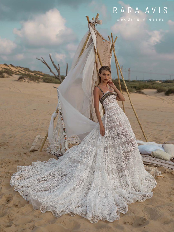 Свадебное платье Rara Avis 2019