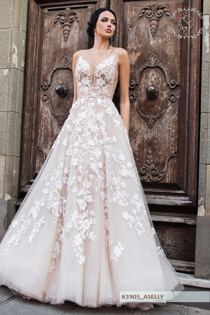 Свадебное платье Strekkoza 2019