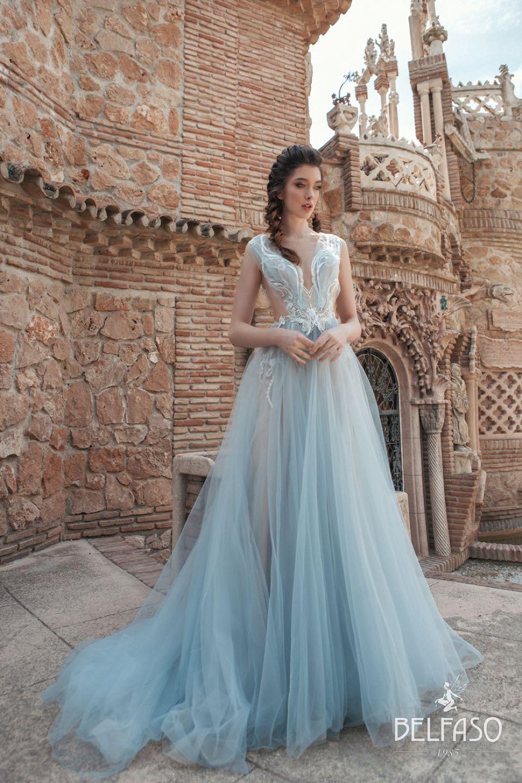 Свадебное платье Belfaso 2019