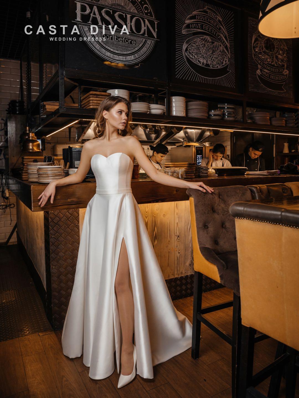 Свадебное платье Casta Diva 2019