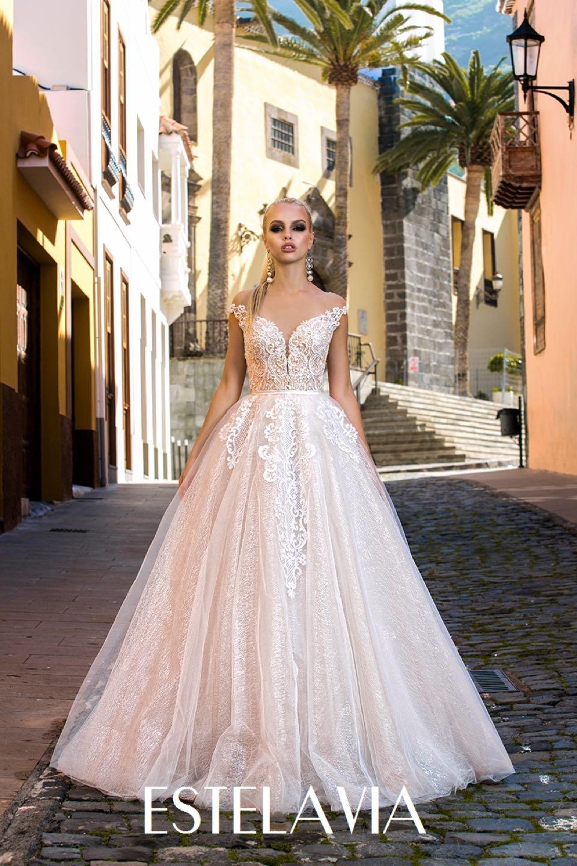 Свадебное платье Estelavia