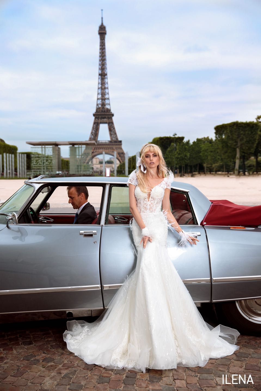 Свадебное платье Allegresse 2019