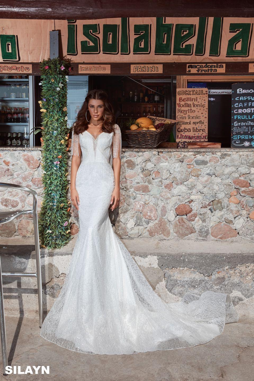 Свадебное платье Anna Sposa 2019