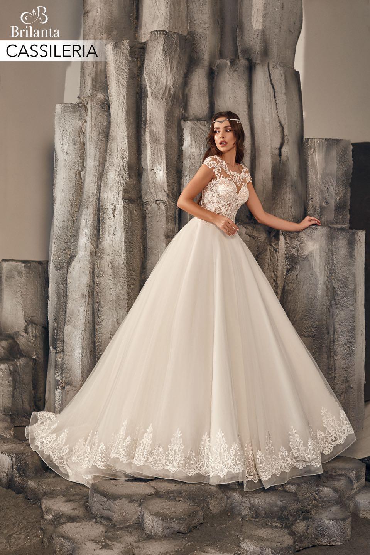 Свадебное платье Brilanta 2019