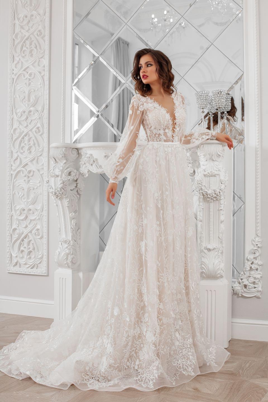 Свадебное платье Svetlana Zaitseva 2019 (Светлана Зайцева)