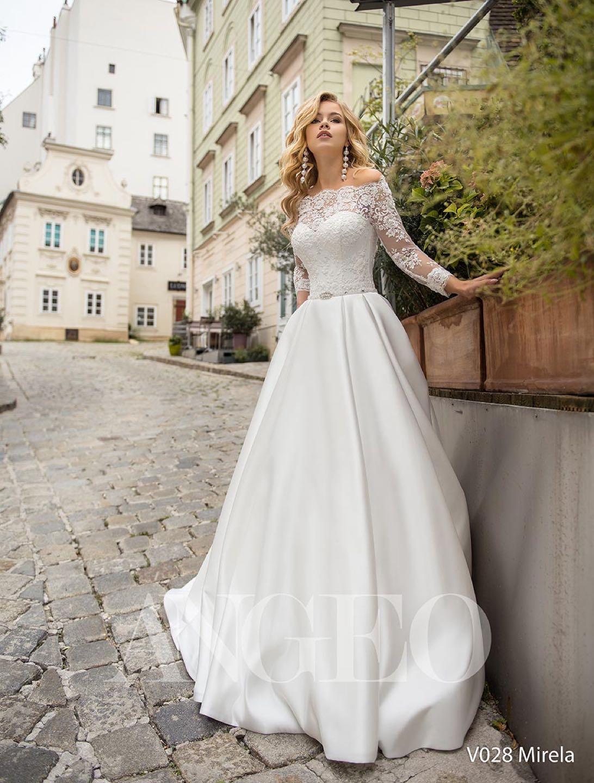 Свадебное платье Angeo 2019