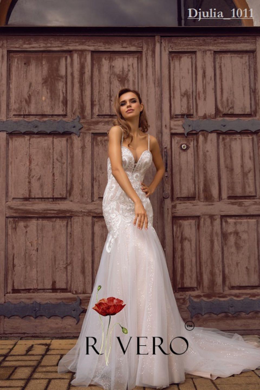Свадебное платье Rivero 2019